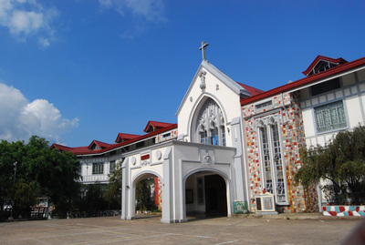 Casiciaco Recoletos Seminary